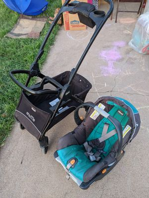 Chico Travel System for Sale in Abilene, TX