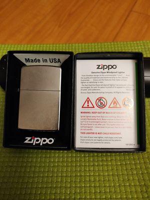 Zippo lighter for Sale in South El Monte, CA