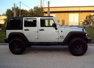 greatest jeep wrangler clean 07 for Sale in Columbus, GA