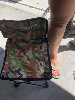 Tot spot folding chair for kids for Sale in Mountain View, CA