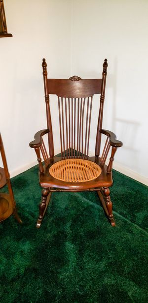 Antique Rocking Chair for Sale in Pompano Beach, FL