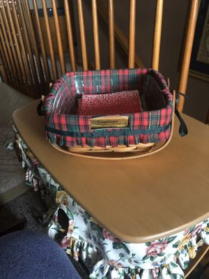 LONGABERGER 1993 Bayberry basket. for Sale in Pickerington, OH