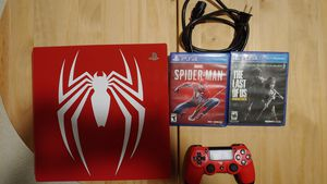 Ps4 Pro Spider-Man Limited Edition for Sale in Mint Hill, NC