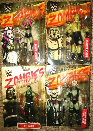 WWE figures lot for Sale in Hudson, NH