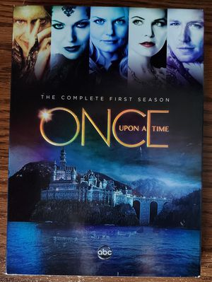 Once Upon a Time Season 1 DVD for Sale in San Antonio, TX
