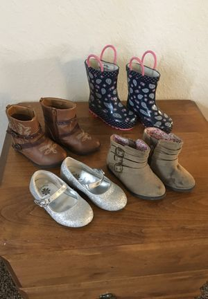 Kid shoes size 6 for Sale in Payson, AZ