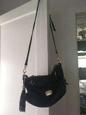 Jimmy Choo black leather purse for Sale in Grosse Pointe, MI