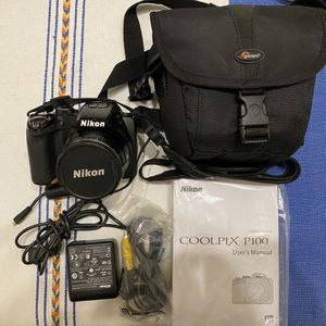 Nikon Coolpix P100 Digital Camera for Sale in Los Angeles, CA