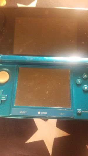 NINTENDO 3DS [NOT WORKIN-FOR PARTS] (3DS) for Sale in Houston, TX