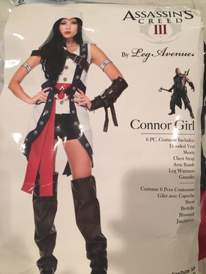 Assassin's Creed Halloween Costume - New! for Sale in Highland, UT