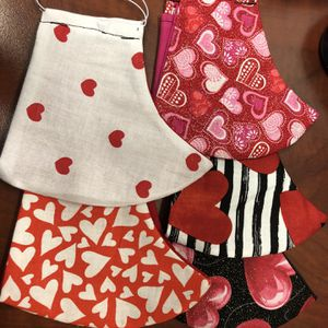 Face Masks For Valentine's Day for Sale in Grand Prairie, TX