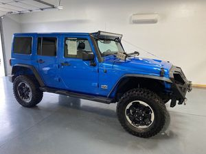 2014 Jeep Wrangler Unlimited for Sale in Clarksville, TN