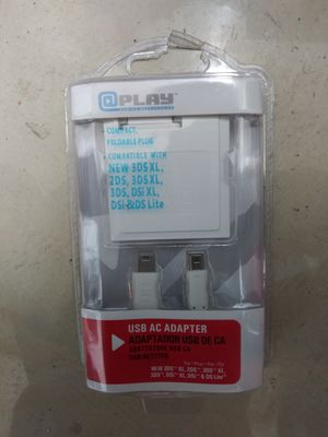 Charger for nintendo ds 3ds xl and more for Sale in Oakland, CA