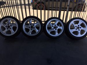 Boxster wheels for Sale in Huntington Beach, CA