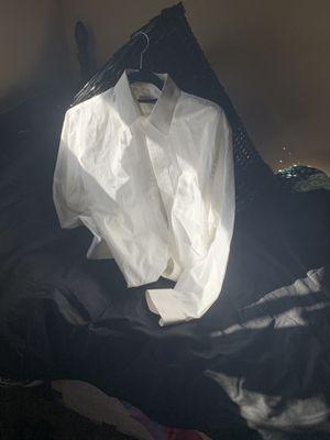 Men's Van Hussein collar dress shirt for Sale in Ventura, CA