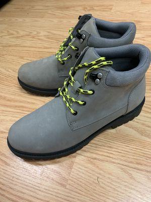 Light Grey Boots for men for Sale in Philadelphia, PA