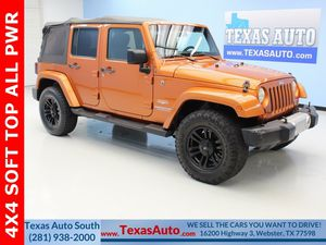 2011 Jeep Wrangler Unlimited for Sale in Webster, TX