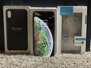 Apple iPhone XS Max, 256 GB, Space Gray, Pristine Condition for Sale in Humble, TX