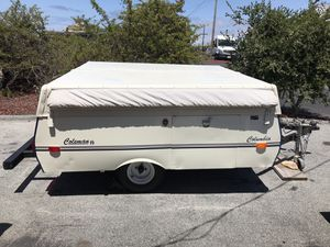 Coleman Camping Trailer for Sale in Seaside, CA