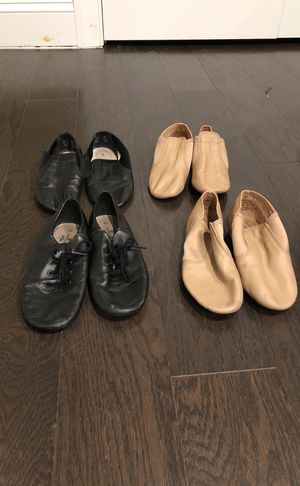 Leather jazz shoes for Sale in Ashburn, VA