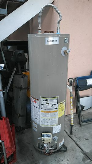 Water heater for Sale in E RNCHO DMNGZ, CA
