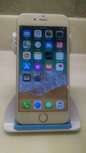 Apple iPhone 6 16gb (NOT A PLUS) Tmobile Metropcs Ultramobile Simplemobile Excellent Silver for Sale in Hammond, IN