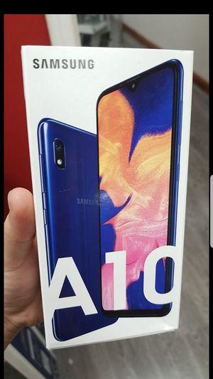 Samsung Galaxy A10 32gb unlocked brand new for Sale in Addison, TX