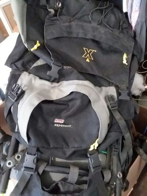 Coleman Hiking Backpack for Sale in Monongahela, PA
