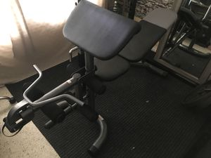 WORKOUT BENCH MULTI FUNCTIONAL for Sale in North Miami, FL