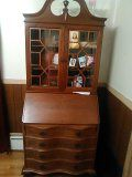 Antique Armour/Desk(must go today 10/14) will let it go for 60 Ifcome today! for Sale in Revere, MA