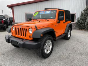 2012 Jeep Wrangler for Sale in Schnecksville, PA