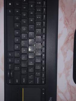 Logitech Wireless Keyboard for Sale in Baldwin Park,  CA