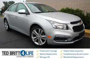 2015 Chevrolet Cruze LTZ for Sale in Fairfax, VA