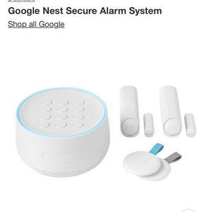 Google Nest secure Alarm System for Sale in Beverly Hills, MI