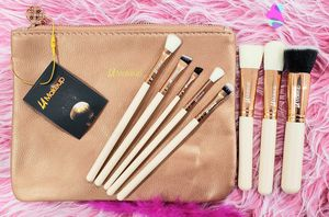 8pcs Makeup Brush set with cosmetic bag for Sale in Los Angeles, CA