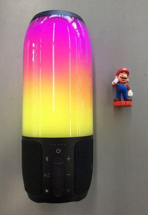 JBL Pulse 3 Bluetooth Light Changing Speaker for Sale in Auburn, WA