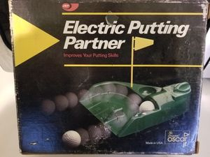Electric Putting Partner for Sale in Arroyo Grande, CA
