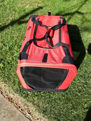Portable/Collapsing Small dog carrier for Sale in Woodbridge Township, NJ