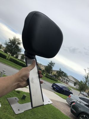 Motorcycle BMW RT 1200 backrest new for Sale in Clermont, FL