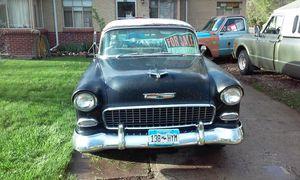 1955 chevy belair 4 door for Sale in Thornton, CO