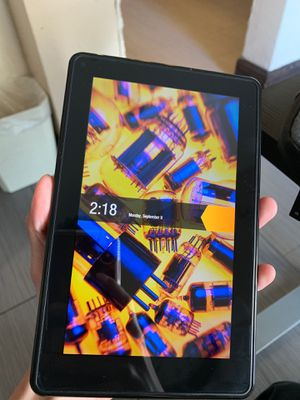 Kindle Fire Amazon (Tablet) for Sale in Houston, TX