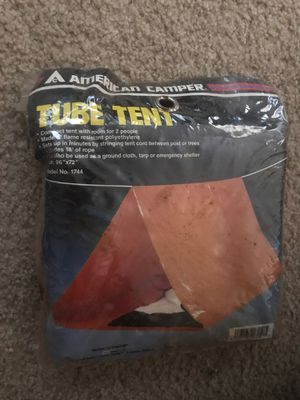Tube tent for Sale in Beaumont, CA