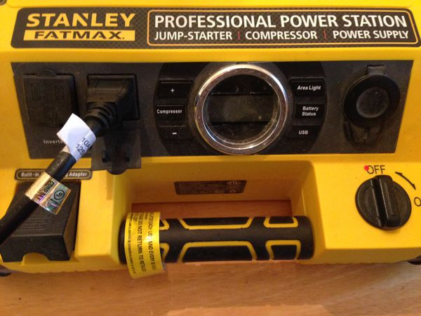 Stanley FatMax Professional Power Station for Sale in Puyallup, WA - OfferUp