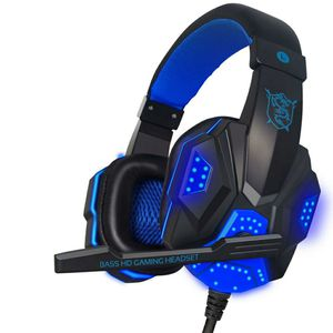 For PS4 Xbox Nintendo Switch PC 3.5mm Stereo Headphones Mic LED Gaming Headset for Sale in Downey, CA