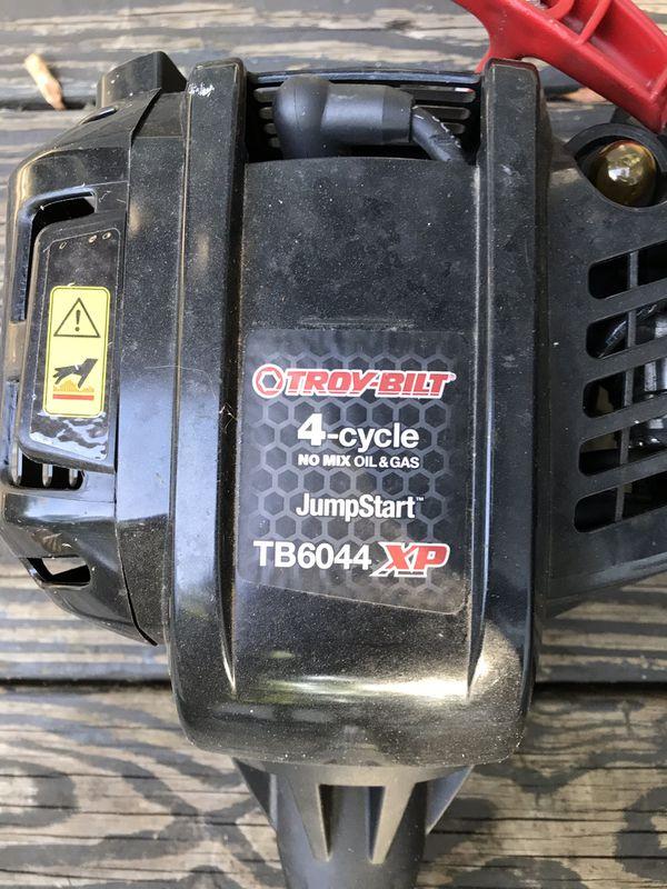 Troy built trimmer