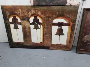 San Juan Capistrano Bells picture 5 X 3 for Sale in Whittier, CA