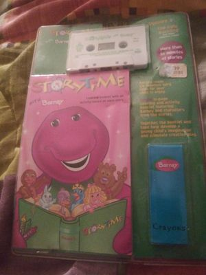 Vintage and Rare Barney for Sale in Port St. Lucie, FL