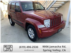 2011 Jeep Liberty for Sale in Spring Valley, CA