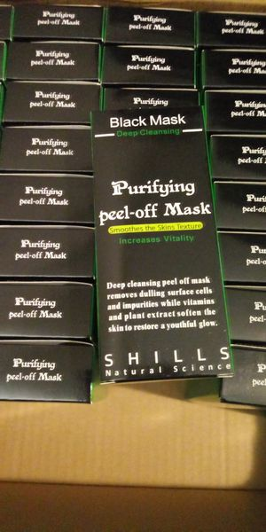 Peel purifying face mask for Sale in Arlington, TX