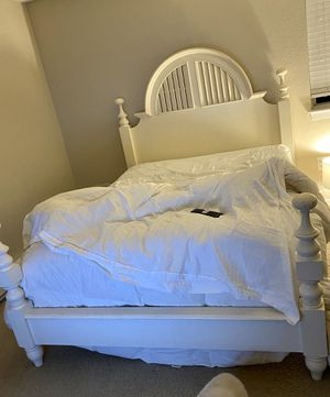 Queen bed frame for Sale in Chelmsford, MA